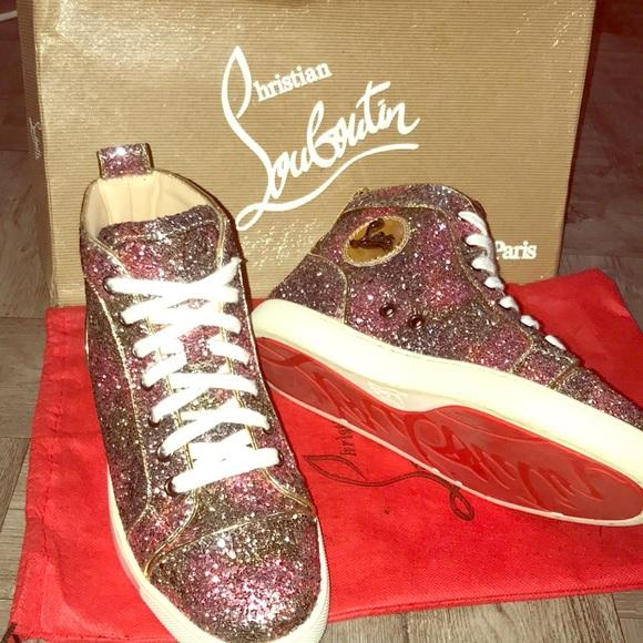 a03a62a81e0 Christian Louboutin Shoes - Woman Christian Louboutin sneakers. (Used)